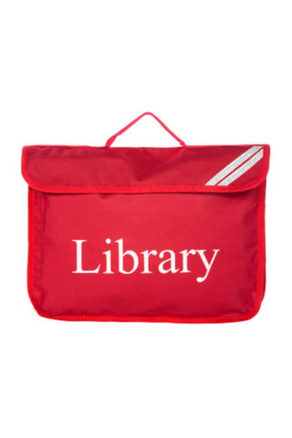 PHES LIBRARY BAG