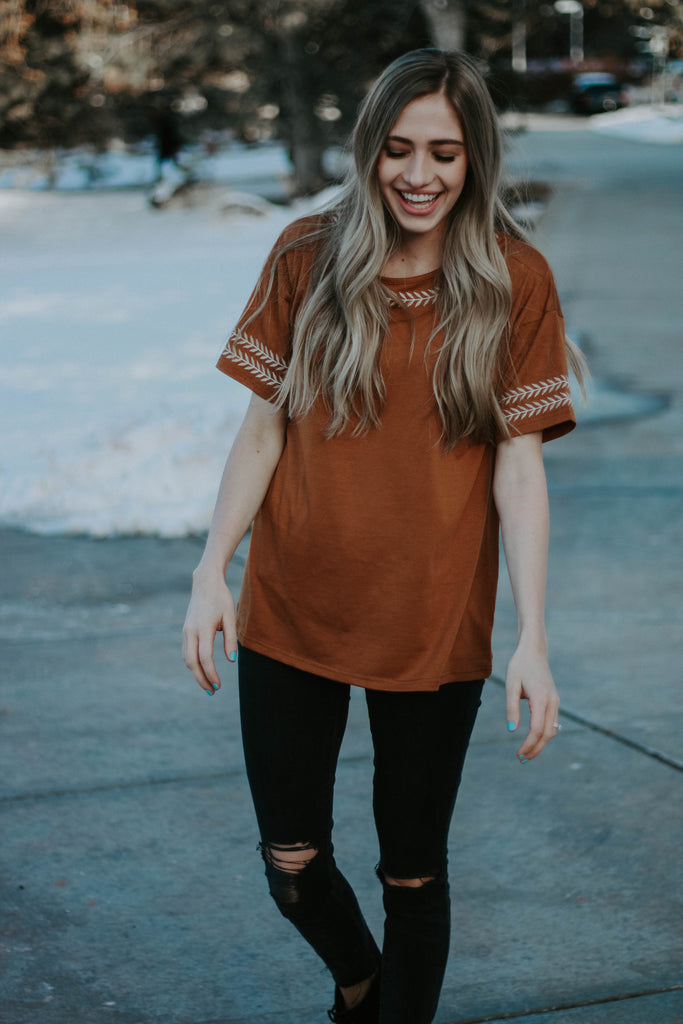 Khloe Knit Top