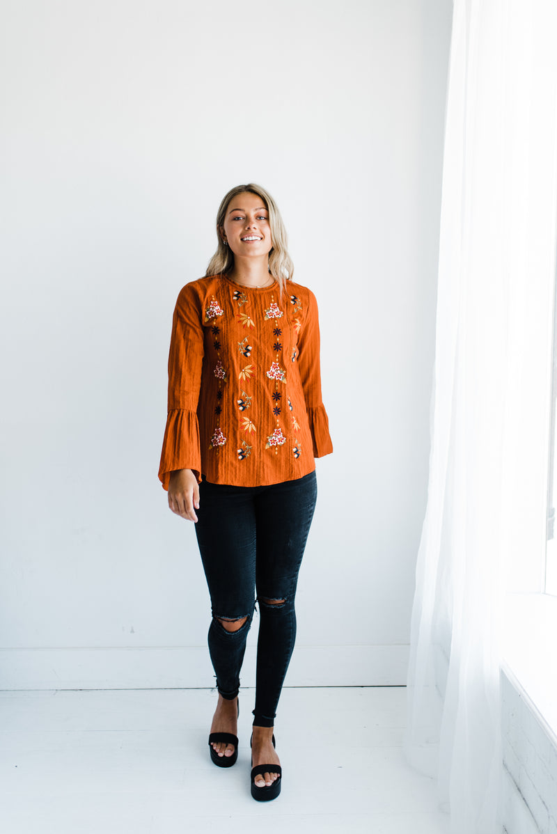 Mia Top in Rust