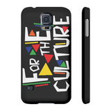 For The Culture Slim Phone Cases