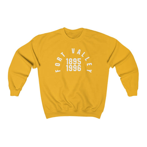 Vintage Fort Valley State College/University Sweatshirt