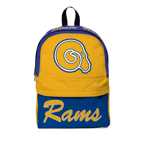 Limited Edition Albany State University Student Backpack