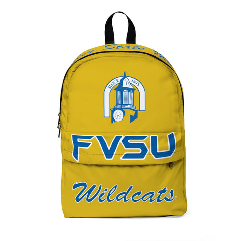 Limited Edition FVSU Student Backpack