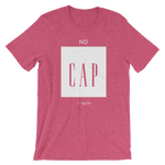No CAP Short-Sleeve Unisex T-Shirt