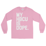 MY HBCU IS DOPE.