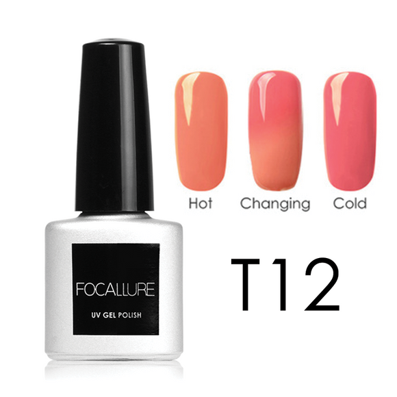 T12 Focallure UV Gel Lacquer