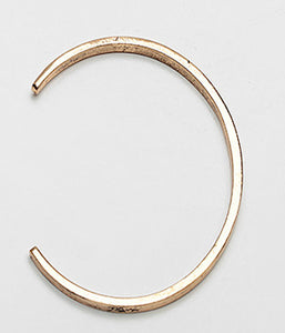 Tranquil Open Cuff Bangle