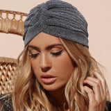 Glitter Dreams Knot Turban