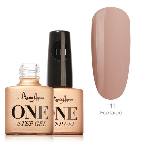 Pale Taupe One Step Nail Gel