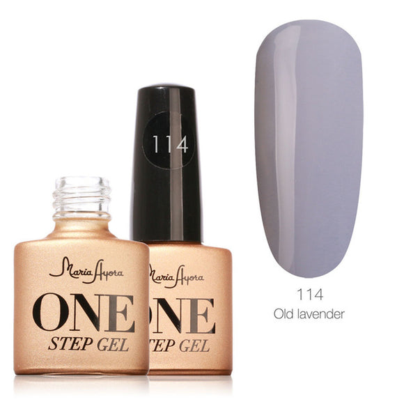 Old Lavender One Step Nail Gel