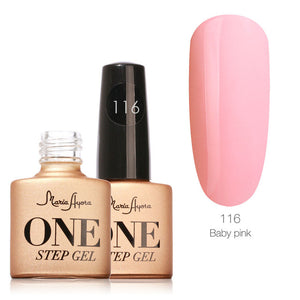 Baby Pink One Step Nail Gel