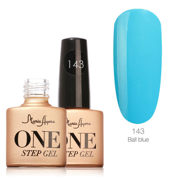 Bali Blue One Step Nail Gel