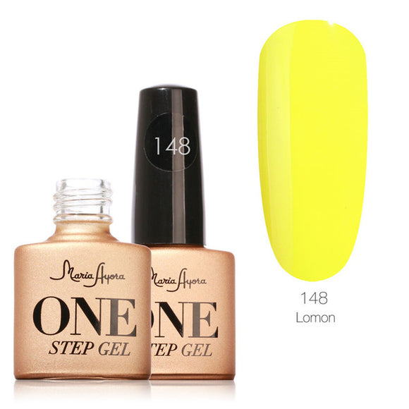 Lemon One Step Nail Gel