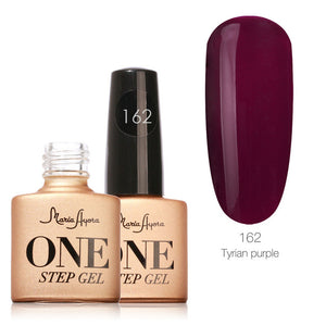 Tyrian PurpleOne Step Nail Gel