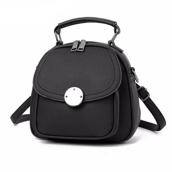Maisie Motor Shoulder Bag