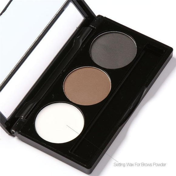 Contrast Focallure Trio Eye Kit