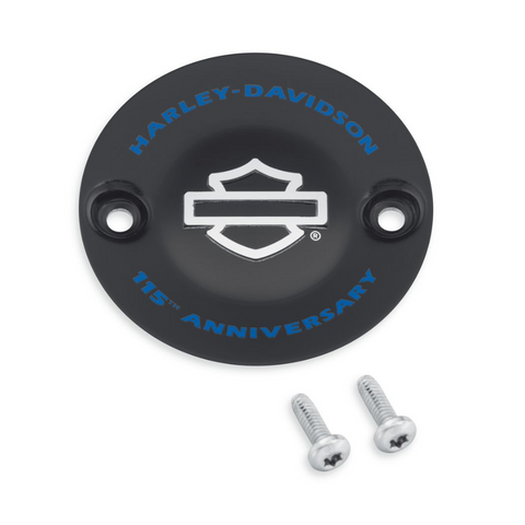 Harley-Davidson 115th Anniversary Timer Cover