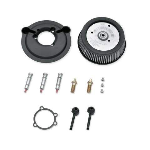 Screamin' Eagle Round Stage 1 Air Cleaner Kit