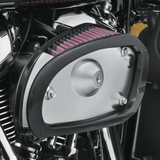 Screamin' Eagle Milwaukee-Eight High-Flow Air Cleaner Kit