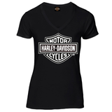 Harley-Davidson Bar & Shield Women's Tee