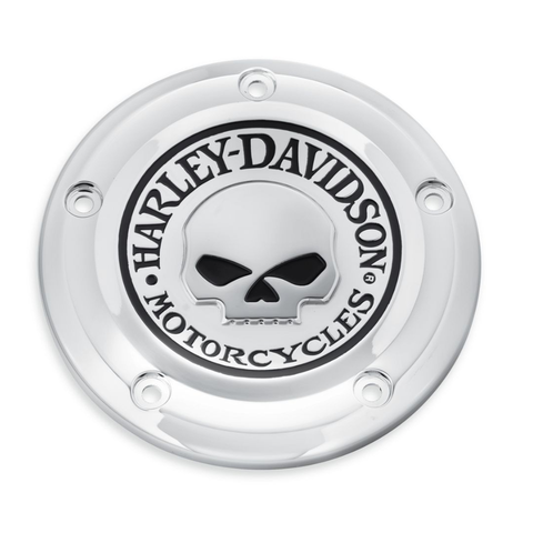 Harley-Davidson Willie G. Skull Air Cleaner Trim