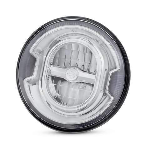 Harley-Davidson 7 inch Daymaker Signature Reflector LED Headlamp