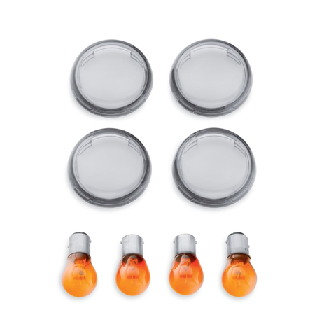 Harley-Davidson Smoken Turn Signal Lens Kit