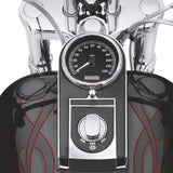 Harley-Davidson Flush-Mount Fuel Cap & Gauge Kit