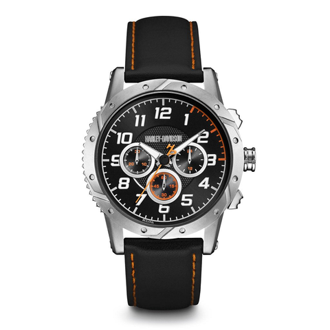 Harley-Davidson Brake Plate Men's Watch