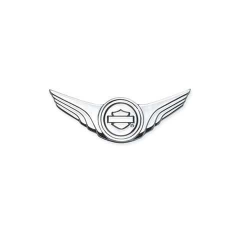 Harley-Davidson Bar & Shield with Wings Decorative Medallion