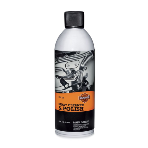 Harley-Davidson Spray Cleaner & Polish