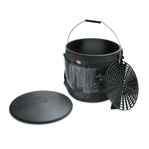 Harley-Davidson Bike Wash Bucket