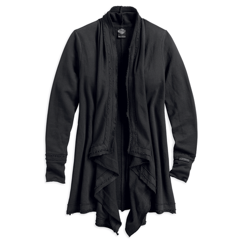 Harley-Davidson Waterfall Women's Cardigan