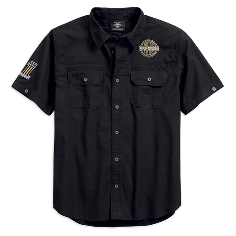 Harley-Davidson Race Flag Men's Shirt