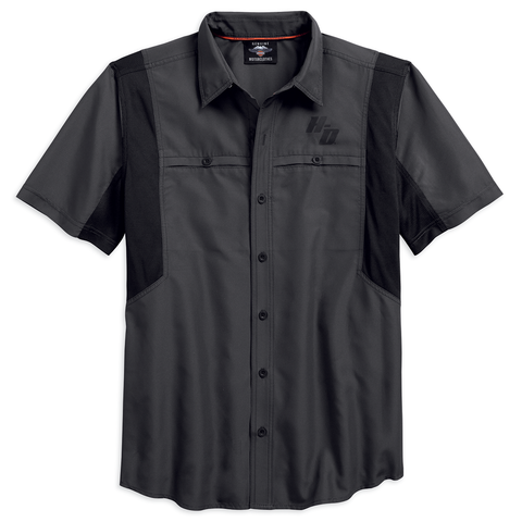 Harley-Davidson Performance Vented Men's Fast Dry Shirt