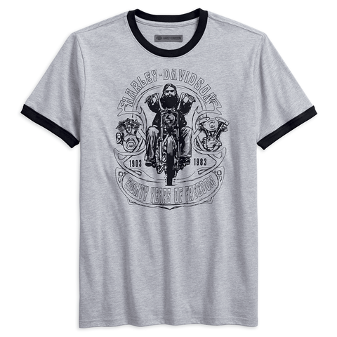 Harley-Davidson Retro Chopper Men's Tee