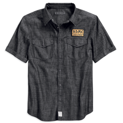 Harley-Davidson Denim Men's Shirt