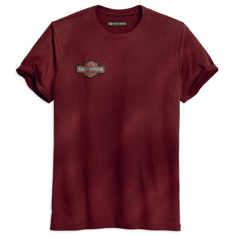 Harley-Davidson Jersey Applique Men's Tee