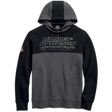 Harley-Davidson Screamin' Eagle Men's Pullover Hoodie
