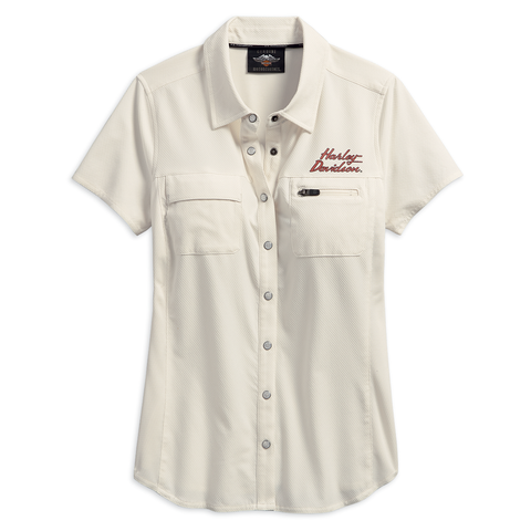 Harley-Davidson Performance Fast Dry Women's Vented Shirt