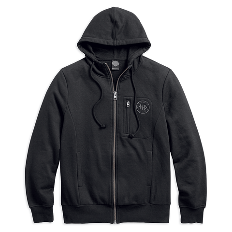 Harley-Davidson Circle H-D Men's Slim Fit Hoodie