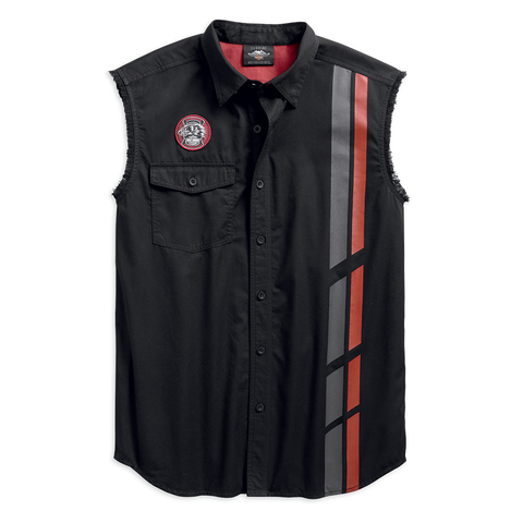 Harley-Davidson Vertical Stripe Men's Blowout