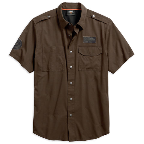 Harley-Davidson Performance Micro-Perforated Men's Shirt