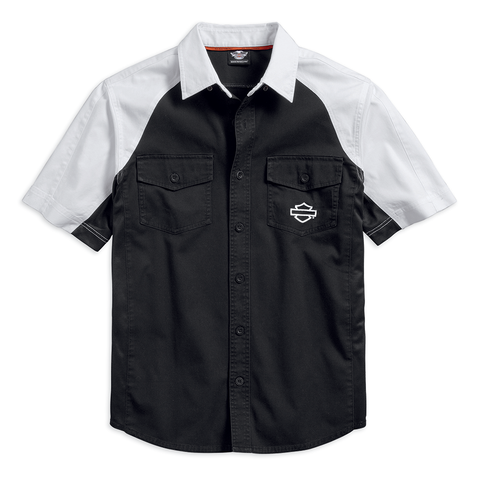 Harley-Davidson Performance Vented Contrast Men's Shirt