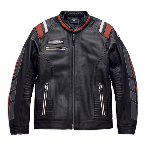 Harley-Davidson Boxford Men's Leather Jacket