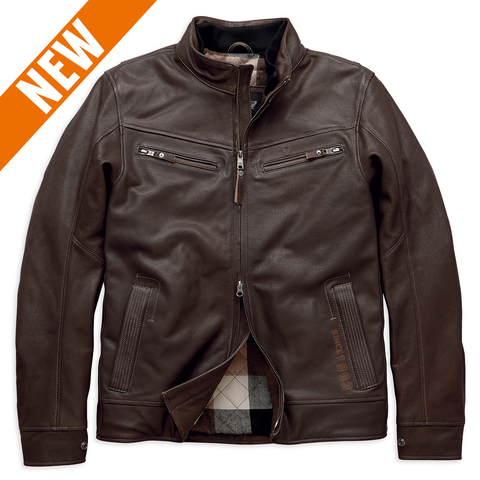 Harley-Davidson Lawlen Men's Leather Jacket