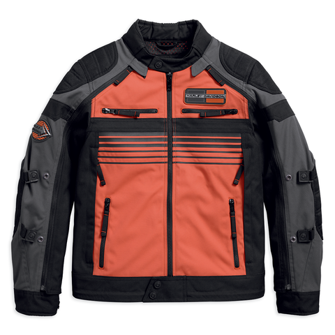 Harley-Davidson Hill City Men's Switchback Riding Jacket