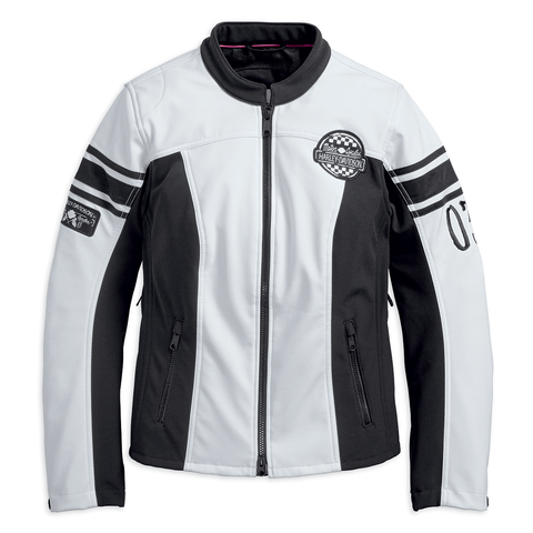 Harley-Davidson Amelia Anne Soft Shell Women's Riding Jacket