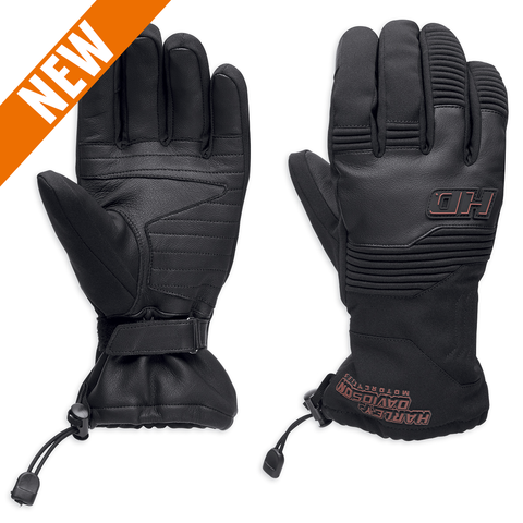 Harley-Davidson Hazen Thinsulate Touchscreen Men's Gloves