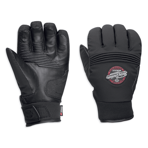 Harley-Davidson Brentwood Waterproof Men's 3M Thinsulate Insulation Gloves